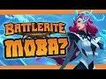 BATTLE ROYALE MOBA (Battlerite Royale)