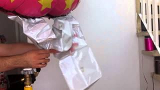 41 como inflar balo airwalker