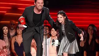 Hugh Jackman's Logan Costar Dafne Keen Steals the Spotlight During MTV Awards Acceptance Speech