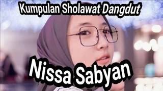 Gambar cover 6 Lagu Sholawat Dangdut Koplo Nissa Sabyan