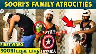 Soori's Superb fun Video with his Kid - 01-04-2020 Tamil Cinema News