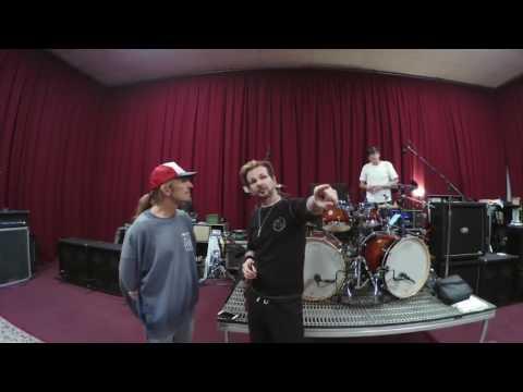 POISON - Rikki Rockett 2017 Drum Kit Unveil