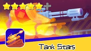 Tank Stars - Playgendary - Day45 Helios Walkthrough Art of Explosion Recommend index five stars