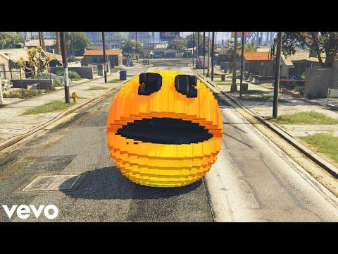 PAC-MAN IN GTA 5! (GTA 5 Official Music Video)