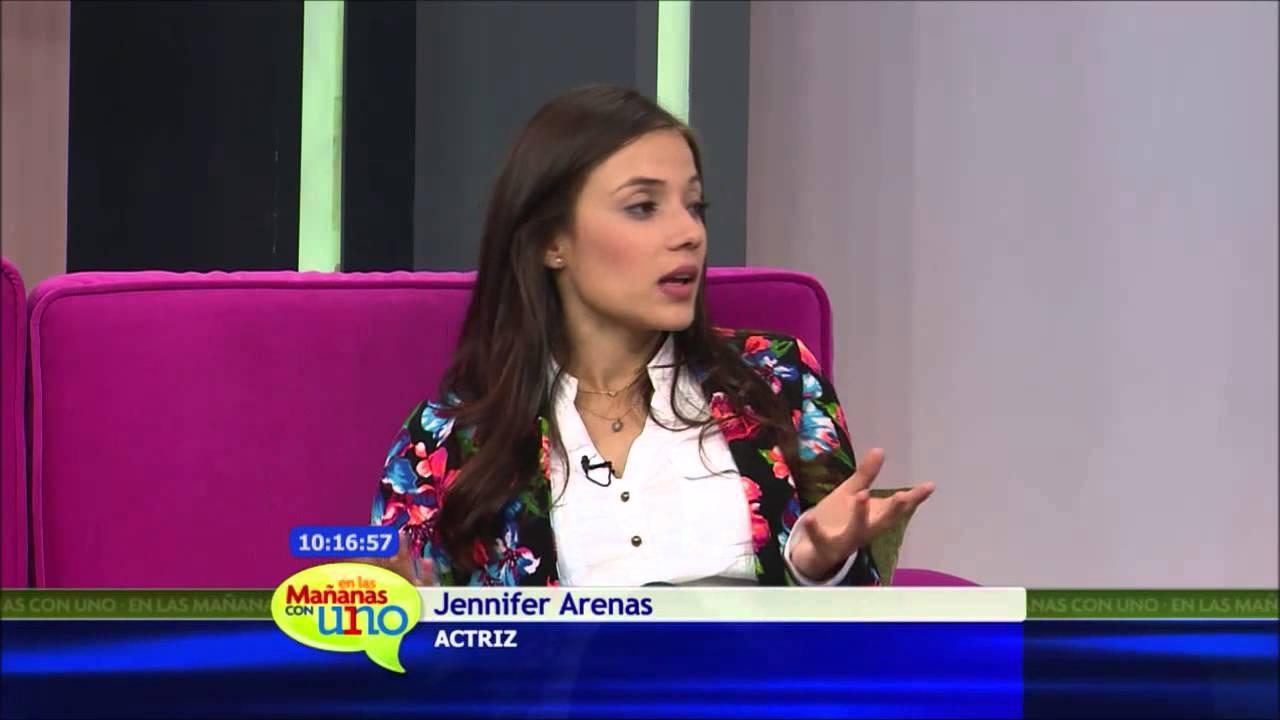 Jennifer Arenas Interpreta A Mireya En La Vendedora De Rosas