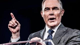 Trump Admin's Anti Environment Agenda Will Cost Us $34 Billion A Year In Health Costs