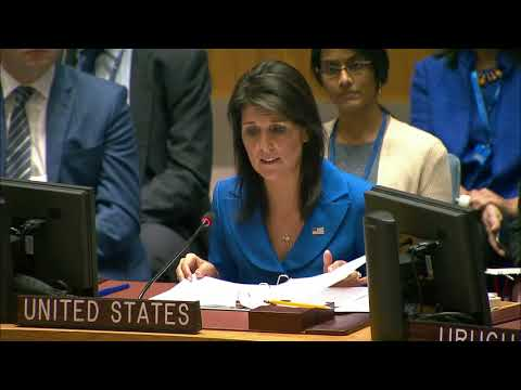 Remarks at a UN Security Council Briefing on South Sudan