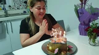 عيد ميلاد سعيد يا أمي İyiki doğdun Annecim,Happy birthday Mommy