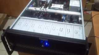 Trassir QuattroStation + Silen16