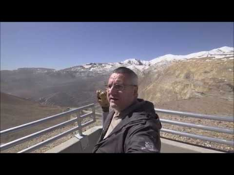 Rio Tinto Kennecott Copper Mine Utah Visitor Area