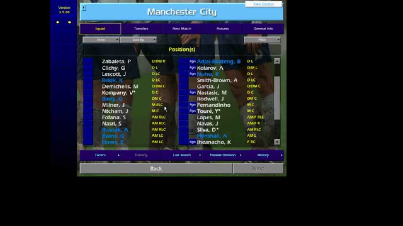 Update patch championship manager 0102