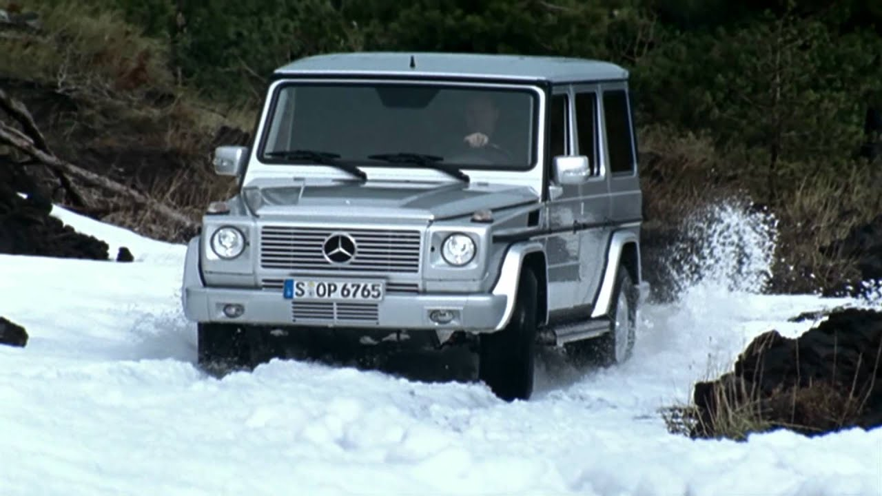 G class history mercedes benz original youtube for Mercedes benz history