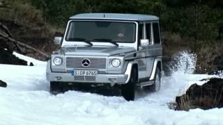 Mercedes-Benz TV: G-Class history