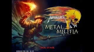 StepMania - metallica metal militia