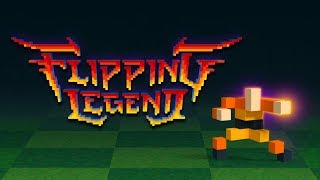 Flipping Legend - Noodlecake Studios Inc Walkthrough
