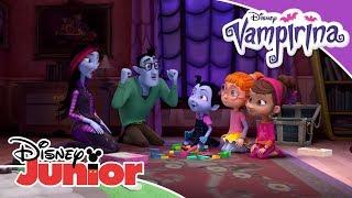 Vampirina: A jugar con Vampirina - Escondite Susto | Disney Junior Oficial