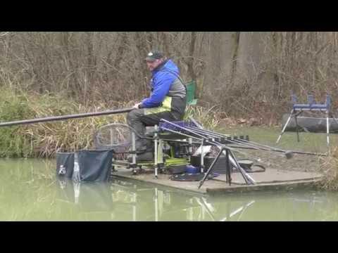 Dan Jones Skimmer Bonanza Wold Farm Fisheries
