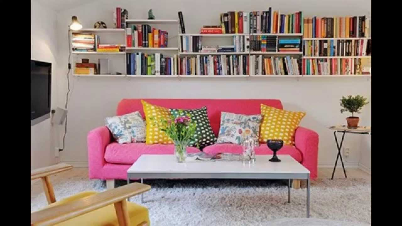 Creative College apartment decorating ideas - YouTube