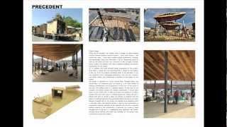 Research Analysis on Kai Tak River, Ngam Tsin Wai Tsuen, Walled village by Shi Yang