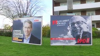 Wahlumfrage: CDU überholt SPD in Schleswig-Holstein