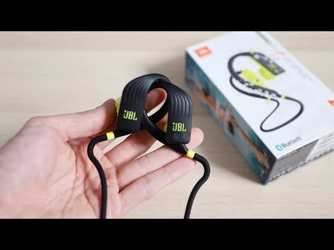 JBL Endurance Dive - The Best Earphones for Swimming?