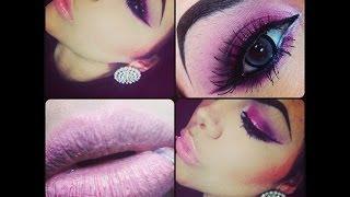 💗💋💄look (cherry pink)  💄💋💗