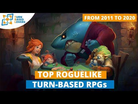Top PC Roguelike Turn-Based RPG 2011 - 2020