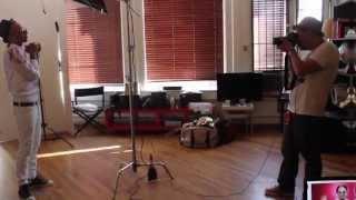 Sensato & Pitbull Photo Shoot