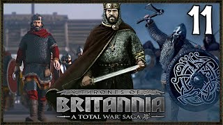 The Ultimate War! - Total War: Thrones Of Britannia Gameplay Wessex Campaign #11