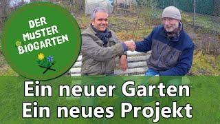 Ein neuer Garten – Alles auf Anfang Teil 1