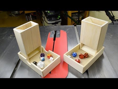 559 Dice Tower and Tray