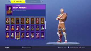 Fortnite account with Reaper pickaxe ghoul Trooper And more