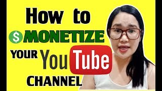 How to Monetize your YouTube channel 2019-Tips & Strategy to get ...