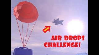 Roblox Jailbreak Airdrops Sfida!