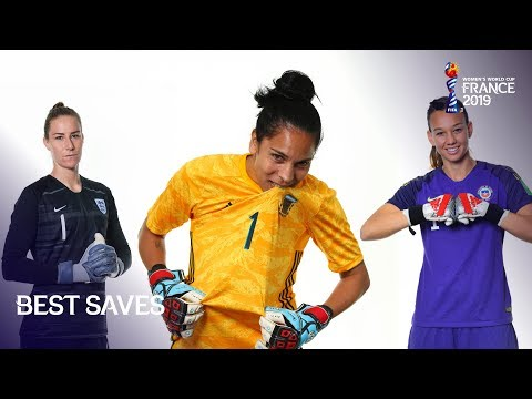 Amazing Saves | The Best Of France 2019 Group Stage