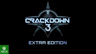 Crackdown 3 Extra Edition (Official Trailer)