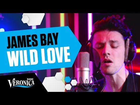 James Bay performs his new single Wild Love! // Live at Giel