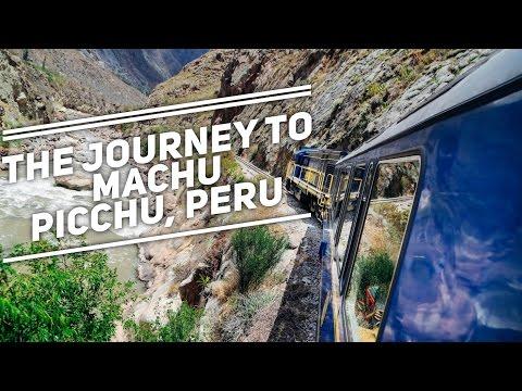THE JOURNEY TO MACHU PICCHU || Peru Travel Vlog - Day 2