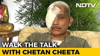 Video Walk The Talk With CRPF's Chetan Cheeta download MP3, 3GP, MP4, WEBM, AVI, FLV September 2017