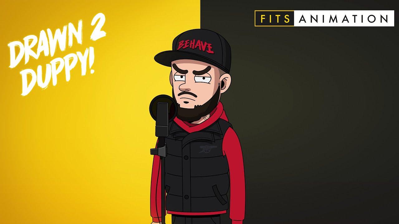 Mr DT - Drawn 2 Duppy [Arsenal F.C. Rant] | FITS