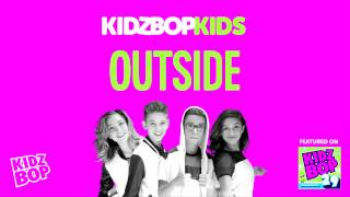KIDZ BOP Kids - Outside (KIDZ BOP 29)