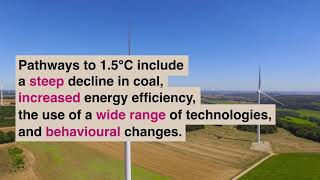 IPCC Special Report on Global Warming of 1.5 ºC