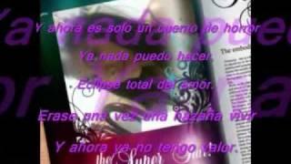 Eclipse Total Del Amor Yuridia En Español Con Letra