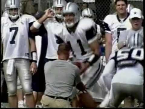 Bill Parcells on Jason Witten  summer 06