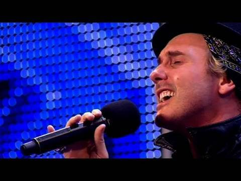Storm Lee's X Factor Audition Full Version