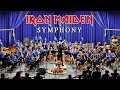IRON MAIDEN Medley For Wind Orchestra And Drum Set #27