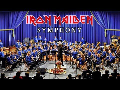 IRON MAIDEN Symphony - Medley (Rock Symphony) #27