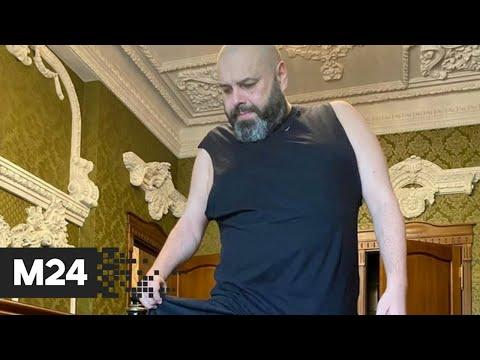 Похудевший на 100 килограммов Максим Фадеев подаст в суд на диетолога. Историс - Москва 24