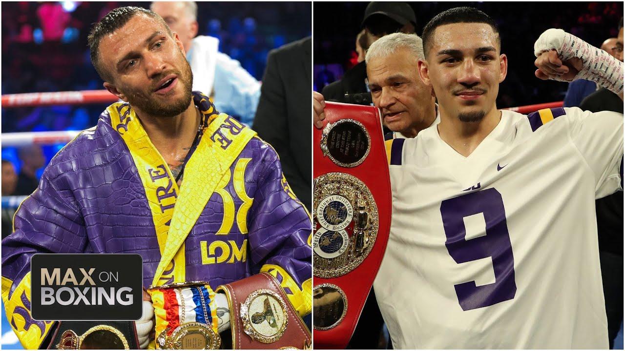 Will Lomachenko vs. Lopez happen? When and where will Fury-Wilder III be?   Max on Boxing