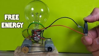 Download Video Free Energy Light Bulbs 230V - Using Piezo Igniter MP3 3GP MP4
